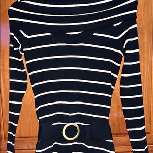 Inc international concepts sweater dress small